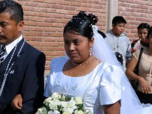 Bridal parade.