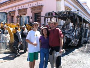 John, Flor, & David