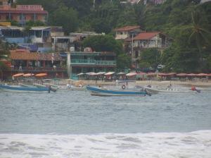 Puerto - the village
