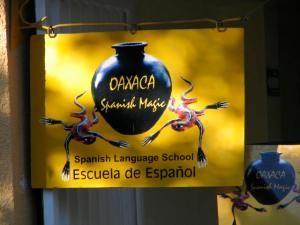 Our wonderful Spanish school: Oaxaca Spanish Magic.