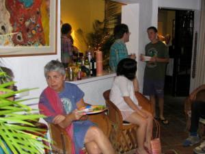 We loved the people we met in Oaxaca.