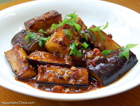 Sichuan Eggplant Recipes — Dishmaps