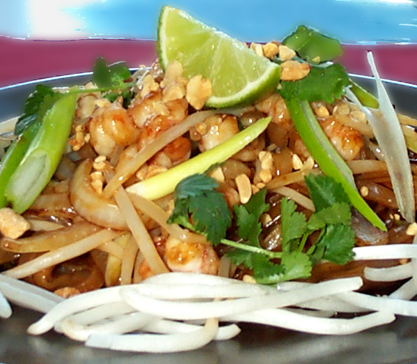 Pad Thai, Masman Curry, and other Thai recipes – Let's Get Cooking ...