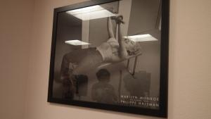Photo of Marilyn Monroe - in The King Kamehameha Golf Club women's spa.  *