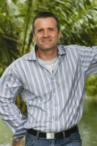 Author Michael McCullough