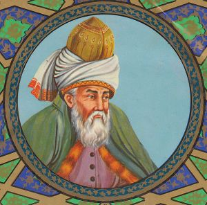 Rumi - from Wikipedia