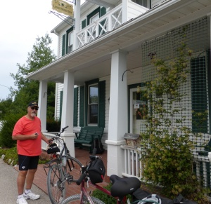 Barry at the Augusta Lower Street Inn B&B