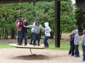 Minneapolis Sculpture Garden - some were fun!