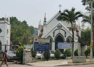 Kuala Lumpur has many churches
