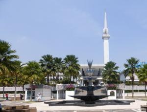 Kuala Lumpur National Muslim Temple