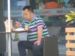 McDonald's in Shanghai