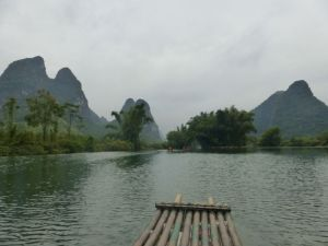 Reflections on the Yulong River