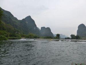 Another rapids drop