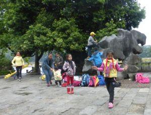 Children in Yangzhou, China
