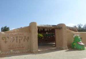 Come to learn at the Kibbutz Lotan Eco Kef