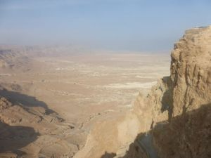 Masada - Seemingly invincible!