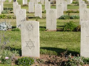 Some of the soldiers were Jewish.