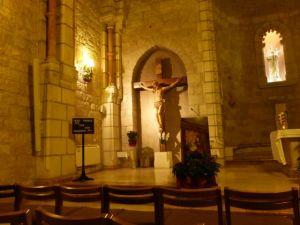 The Notre Dame Chapel