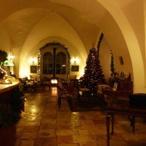 American Colony Hotel in Jerusalem - lovely