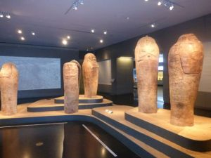 Human shaped coffins - 13th century