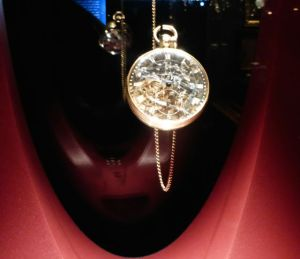 The Marie Antoinette watch by