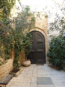 Jaffa dwelling.