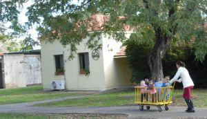 Kibutz preschoolers.