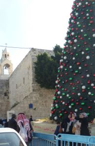 In Bethlehem at Christmas