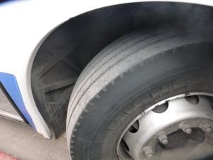 Bus tire - Where we just looking for things?