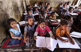 The Right to Education mandates free and compulsory education for children 6-14 in India