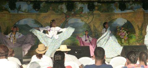 fair dancers
