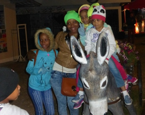 family mule