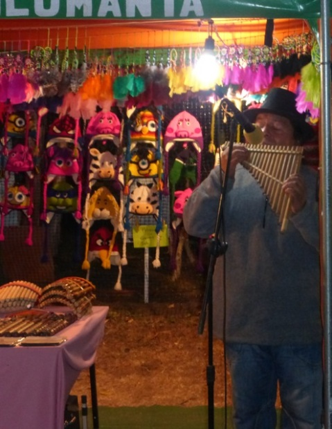 hats flautist