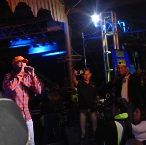 sincere singer night