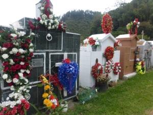 Boquete cemetery