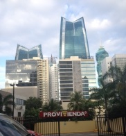 Panamá City - new buildings