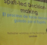 Workshop - spirit-led decision making