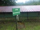 The biodigestor shed