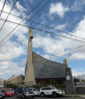 Big churches in San José