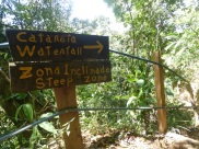 One trail is particularly steep - but well worth walking