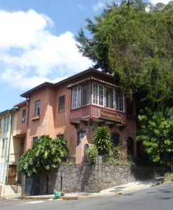 A small San José inn