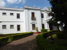 The Mexican Embassy - in San José
