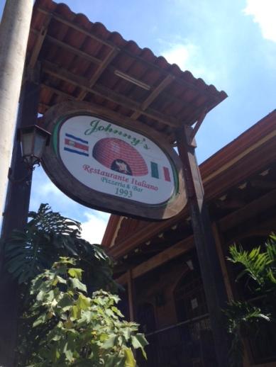 Johnny's Restaurante in Monteverde