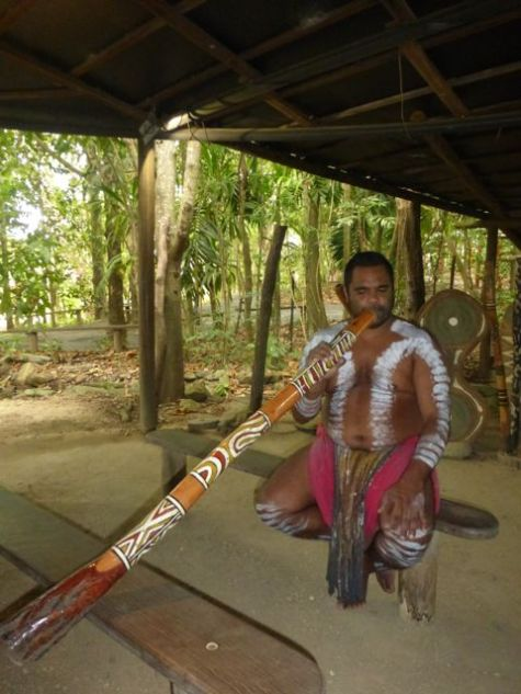 Didgeridoo music - of course