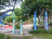 Children's playground in Cairns