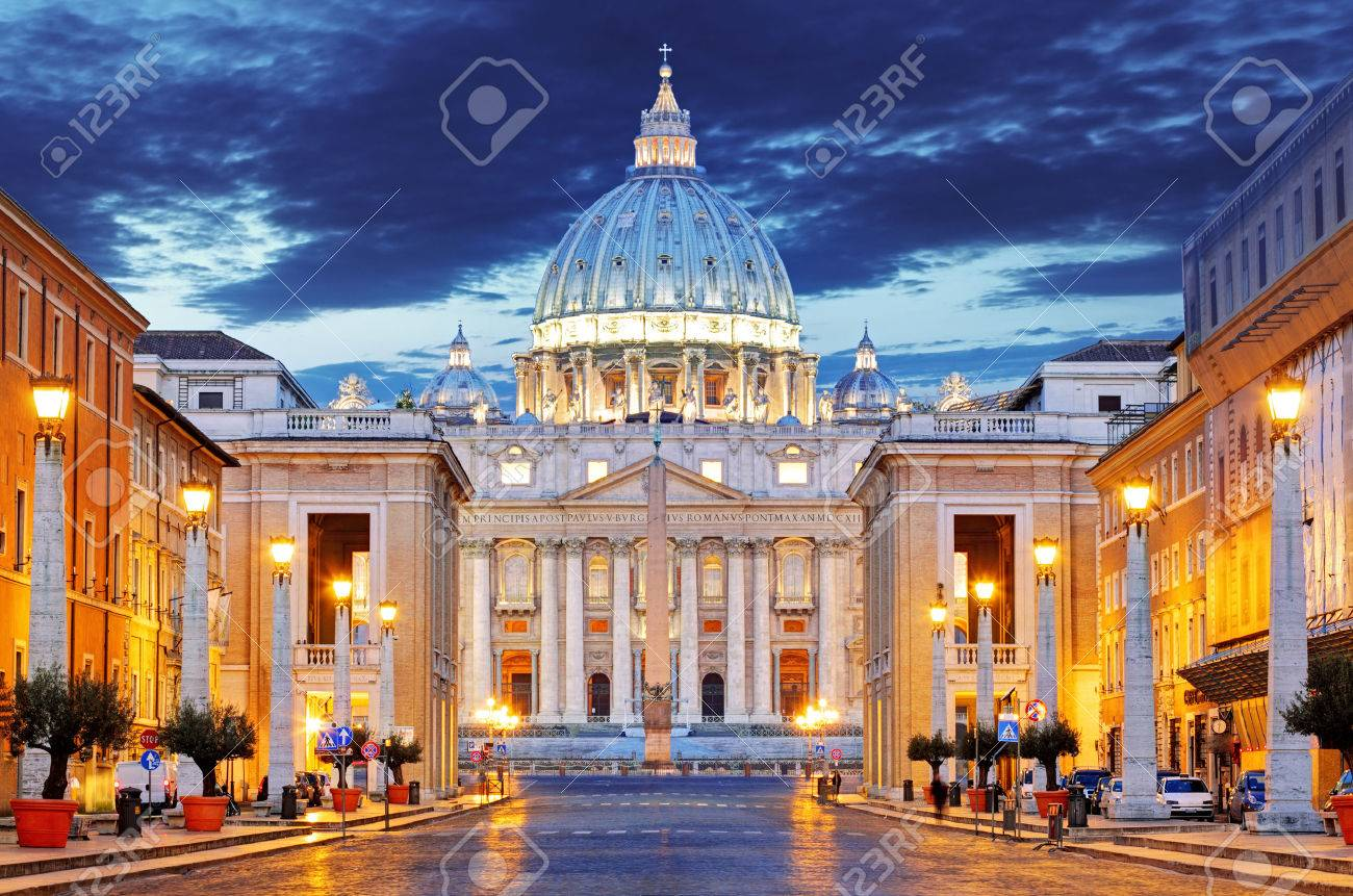 27340830-the-papal-basilica-of-saint-peter-in-the-vatican-basilica-papale-di-san-pietro-in-vaticano-